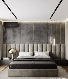 Small Bedroom Ideas - All the bedroom design ideas you'll ever require. Find your design and produce your desire bedroom plan whatever your spending plan, style or room dimension. Luxury Bedroom Design, Bedroom Bed Design, Home Decor Bedroom, Bedroom Ideas, Bedroom Designs, Budget Bedroom, Headboard Ideas, Bedroom Ceiling, Kids Bedroom