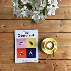Good morning Thursday! Hello The Gourmand  Issue 10. The Gourmand is an award-winning food and culture journal. Bringing together inspirational words images and ideas with the universal subject of food the biannual journal was founded in London in 2011. The 10th issue features interviews and stories about Olaf Breuning Food Emojis ILoveMakonnen Shep Gordon The Savoy Skye Gyngell Brix Smith Start The Seven Deadly Sins and much more. Cover by Matthieu Lavanchy. Now available in our online…