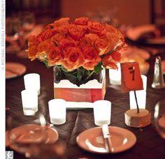 #wedding #centerpiece wedding-ideas