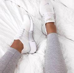 Nike Air Presto - weiß // Foto: katyluise (Instagram)