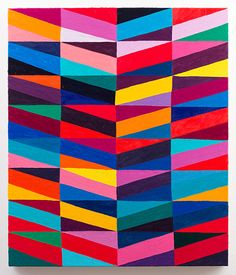 """Todd Chilton. Ribbons, 2012. Oil on linen, 27 x 23""""."""