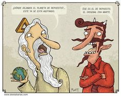 alberto montt - agotamiento de los recursos - planeta tierra - biocapacidad - humor