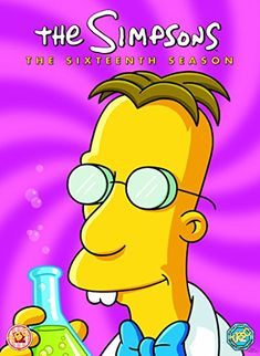 The Simpsons - Season 16 [DVD]: Amazon.co.uk: Dan Castellaneta, Julie Kavner, Nancy Cartwright, Yeardley Smith, Hank Azaria: DVD & Blu-ray