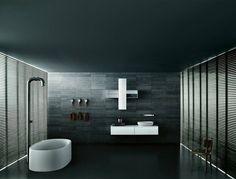 Boffi- cross mirror cabinet