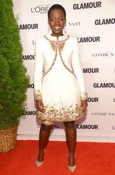 Trendencias - El glamour de la alfombra roja de las Mujeres del Año