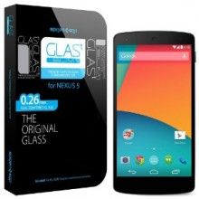"""SPIGEN SGP Oleophobic Coated Tempered Glass """"Glas T SLIM"""" for Nexus 5 SGP10557  € 27,00"""
