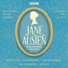 The Jane Austen BBC Radio Drama Collection: Six BBC Radio full-cast dramatisations #radioplay #radiodrama #janeausten #classicfiction #romance #audiobooks