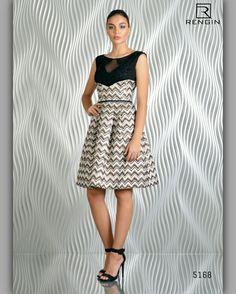 Rengin Collection; Dress: 5168 #eveningdress #coctaildress #promdress #abiye #fashion #style #dress #rengin #rengincollection  www.rengin.com.tr