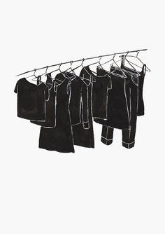 BABY'S IN BLACK - Kaye Blegvad