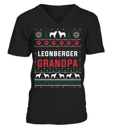 # Leonberger Grandpa Christmas Sweater .  Shirts says: Leonberger Grandpa Christmas Sweater.Best present for Halloween, Mother's Day, Father's Day, Grandparents Day, Christmas, Birthdays everyday gift ideas or any special occasions.HOW TO ORDER:1. Select the style and color you want:2. Click Reserve it now3. Select size and quantity4. Enter shipping and billing information5. Done! Simple as that!TIPS: Buy 2 or more to save shipping cost!This is printable if you purchase only one piece. so…