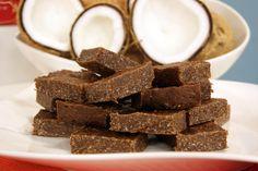 Cocada de Chocolate   Receitas   Dia Dia