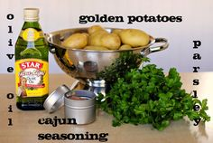 Spicy and crisp, these roasted cajun seasoned potatoes are simple to through together and taste amazing. Serve with chicken, steak or pork.