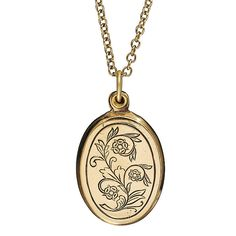 Kalevala Koru / Kalevala Jewelry / LAPPISH MEDALLION PENDANT, material: bronze or silver