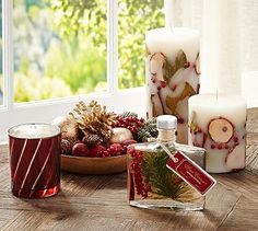 Homescent Collection - Pine Berry #potterybarn