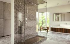REMODEL YOUR BATHROOM IN STYLE! | 2018 BATHROOM TILE TRENDS | TEXTURE AND PATTERN REIGNS SUPREME | While the shape and color of bathroom tile has evolved into unique designs, pattern and texture is also a major factor to consider when it comes to popular trends of 2018.