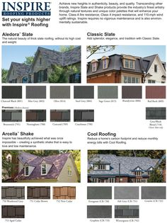 Captivating Inspire Roofing Products   Synthetic Slate | Inspire Slate Roofs |  Pinterest | Products, Slate And Roofing Products