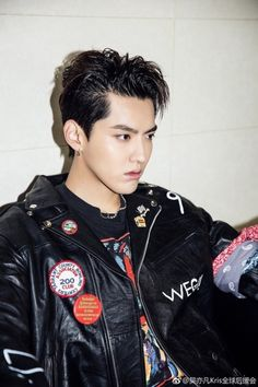 Discovered by No name. Find images and videos about kpop, exo and music on We Heart It - the app to get lost in what you love. Park Chanyeol, Sehun, Kris Wu, Shinee, Taemin, Rapper, Kim Minseok, Wu Yi Fan, Bts And Exo
