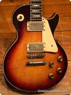 "1960 Gibson Les Paul Std ""Dutch Burst"". Gibsons are so beautiful!"