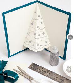 DIY cards: O Christmas tree!