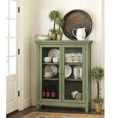 Really like this cabinet. Could definitely do it with mine!