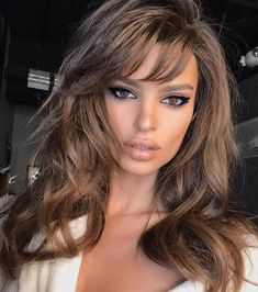 Latest Ideas for Short Blonde Hair for 2019 Start by trying a new hairstyle. From curtain blasts to high ponytail, these are the five biggest hairstyles for 2019 hair Hair hair hair hair ( HairStyle Trends ) Frontal Hairstyles, Hairstyles With Bangs, Straight Hairstyles, Braid Hairstyles, Haircuts For Long Hair With Bangs, Side Fringe Hairstyles, Hair Colorful, Wispy Bangs, Long Bangs