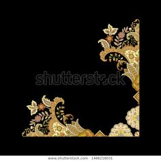 Find Decorative Elegant Luxury Designpaisley Pattern stock images in HD and millions of other royalty-free stock photos, illustrations and vectors in the Shutterstock collection. Thousands of new, high-quality pictures added every day. Border Design, Pattern Design, Indian Flowers, Big Men Fashion, Lawn Suits, Marble Pattern, Line Patterns, Paisley Pattern, Illustration