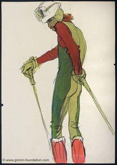 Gerd Grimm, Skimode, 70er Jahre