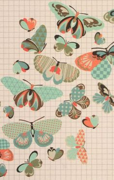 print & pattern: PAPERCHASE - recent arrivals
