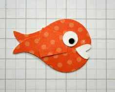 ... think I owe you another design, so here is the owl punch as a fish