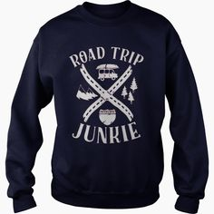 ROAD TRIP JUNKIE RACERBACK TSHIRT, Order HERE ==> https://www.sunfrog.com/Hobby/116483991-491152045.html?6782, Please tag & share with your friends who would love it, #hiking tips, mountain #hiking, hiker girl #animals, #geek, #hair