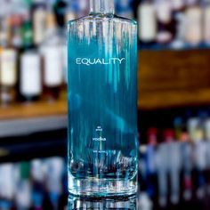 Same-sex marriage law sees Equality Vodka expand