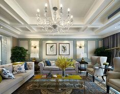 100 Luxury Living Rooms Design Luxurious living room spells different to everyone but each of us has a common notion of what is luxurious and not. While some people's standards of luxury are … Classic Living Room, My Living Room, Living Room Decor, Living Spaces, Contemporary Home Furniture, Contemporary Interior Design, Modern Interior, Luxury Living, Room Interior