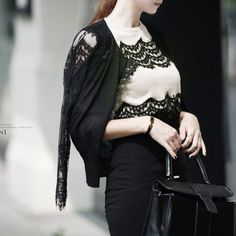 Knit Cardigan  black cardigan luxury cardigan dint 딘트