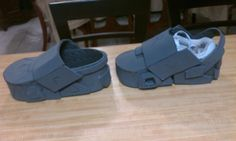 how to make shoe armor with eva foam - Google Search