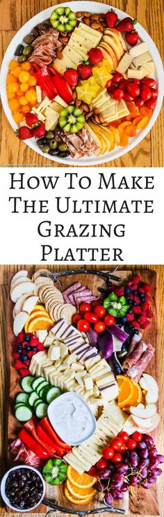 Grazing Platter - great for holiday entertaining; tips on creating the ultimate grazing platter christmas diner recipes Appetizers For Party, Appetizer Recipes, Dinner Recipes, Dinner Ideas, Dinner Entrees, Christmas Cooking, Christmas Recipes, Christmas Dinners, Holiday Dinner