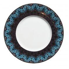 Dhara Peacock Dinner Plate