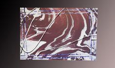 Making an abstract fluid painting - Dubai - Gecko Bilder [HD]