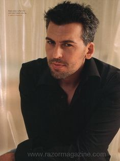 Oded Fehr....damn he is sexy!
