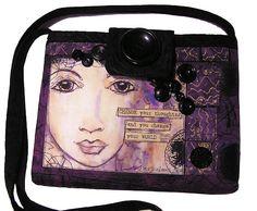 Handmade purses and bags by DJ Pettitt Handmade Handbags & Accessories - http://amzn.to/2ij5DXx