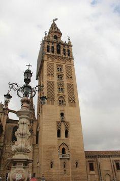 Spain, Sevilla, Giralda Tower
