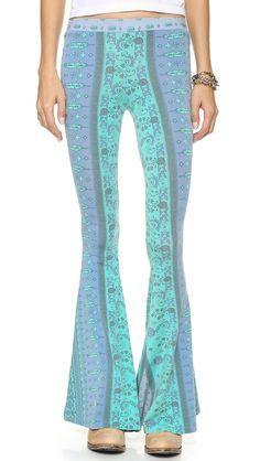 SPELL Desert Wanderer Bell Bottom Pants. These would be great for Halloween