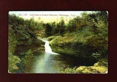 "TN54  Chattanooga, Tenn. ""Vintage"" No: 177. Lula Lake ""Trip Rubberneck Wagon"""