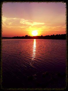 Lake Zorinsky, Omaha, Nebraska
