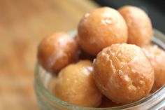 These gluten-free cake doughnut holes are so delicious and easy to make – perfect breakfast treat recipe! I love doughnuts. But then, who doesn't? Gluten-Free yeast doughnuts are my favorites. That light, fluffy texture and yeasty smell just can't be beat, but let's face it, you don't always want to wait around while your doughnutsKeep Reading