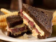 Hagemeister Park - Reuben Sandwich