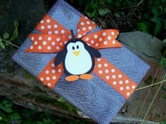 Use paper to make adorable gift embellishments. The Cricut would be great for this.