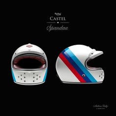 Ruby celebrates 90 years of BMW Motorrad with special helmet collection