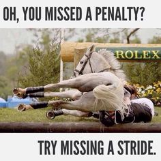 Injured Townend airlifted to hospital after horror fall at Rolex Kentucky - Horses Funny - Funny Horse Meme - - The post Injured Townend airlifted to hospital after horror fall at Rolex Kentucky appeared first on Gag Dad. Funny Horse Memes, Funny Horses, Cute Horses, Beautiful Horses, Horse Humor, Equestrian Memes, Equestrian Problems, My Horse, Horse Love