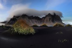 Stokksnes and Vestrahorn - The Vatnaj... by Ronny Olsson