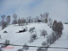 Winter, winter...